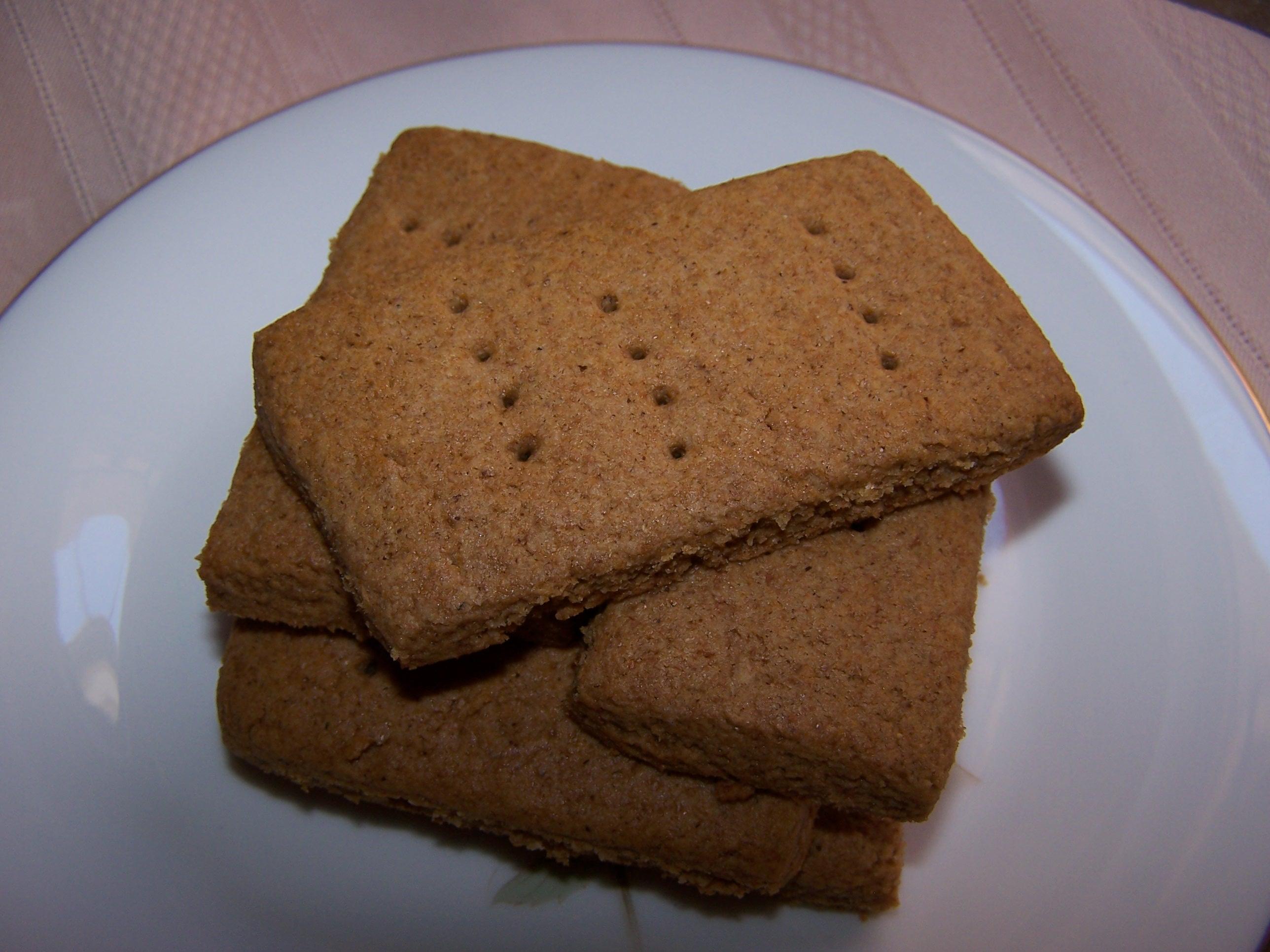 Graham Crackers | Chloe's Tray