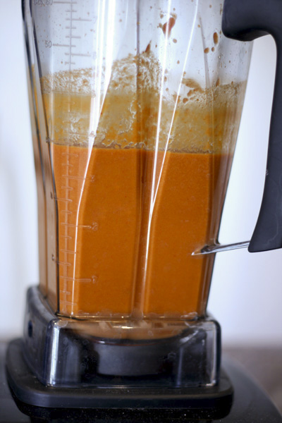 Macayo's Red Enchilada Sauce copycat recipe in blender