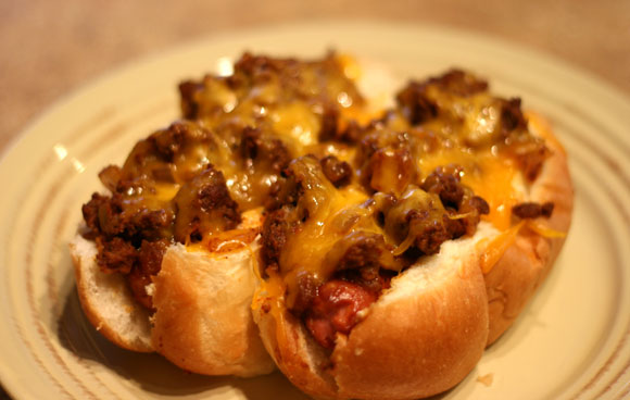 Chili-Cheese-Dogs