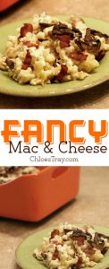 Fancy Mac and Cheese Delicious