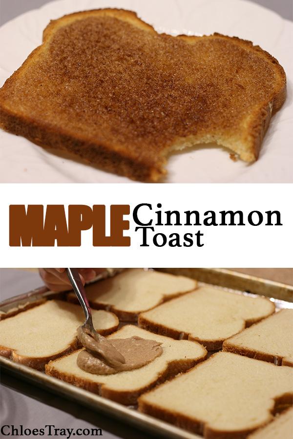 maple cinnamon toast image to share