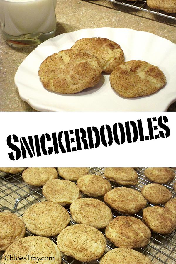 Snickerdoodles