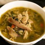 orzo chicken soup