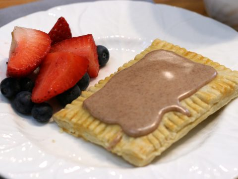 brown sugar toaster pastry